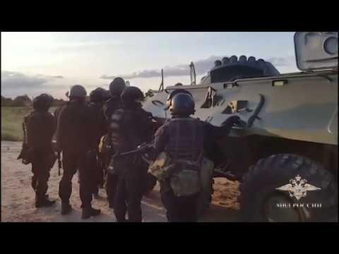 Отстреливались и угрожали гранатой банда грабителей с боем задержана в Татарстане