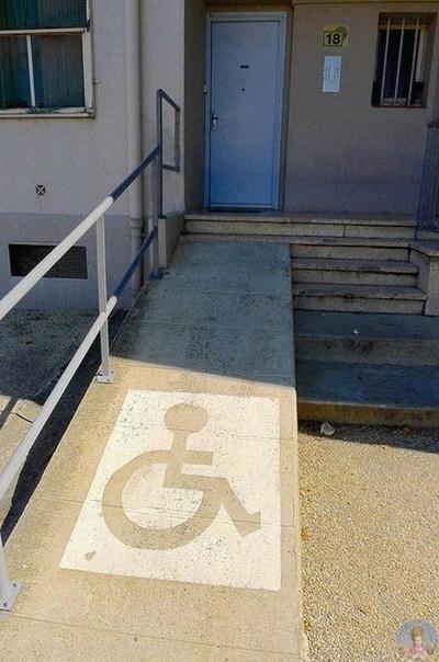 Мамы с колясками и инвалиды оценят заботу.