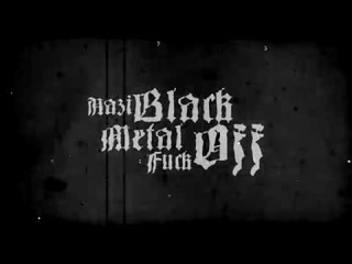 HYEMS - Nazi Black Metal Fuck Off(Germany)Melodic Black Metal