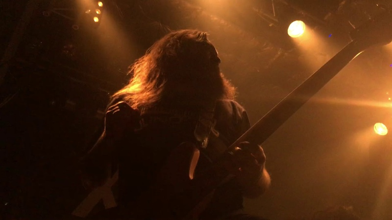 Darkest Hour With A Thousand Words To Say But One - Knife In The Safe Room - Demon(s) (Live)