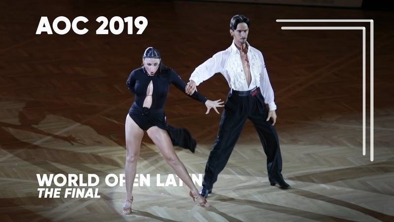 2019 World Open Latin Vienna | Final Reel