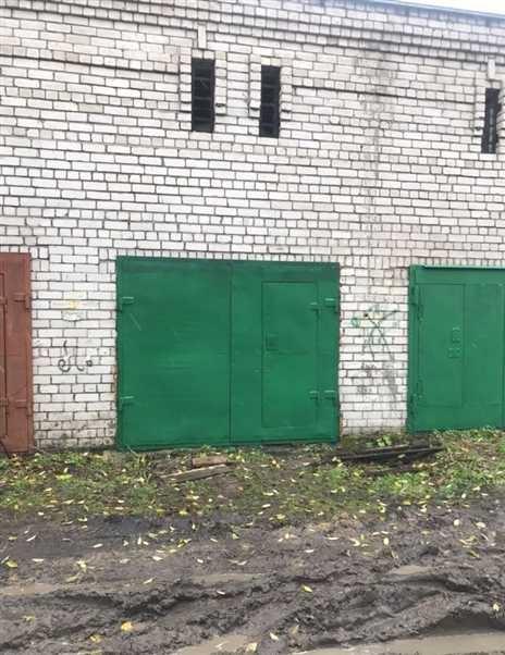купить гараж Северодвинская 13к1с1