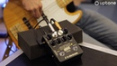TC Electronic SpectraDrive Bass Preamp TonePrint App TEST DEMO