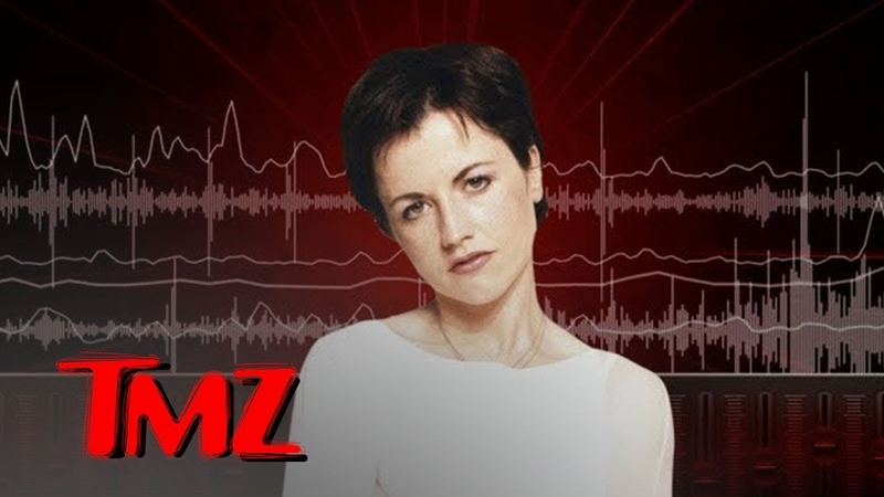 Cranberries Singer Dolores O'Riordan's Final Voicemail | TMZ