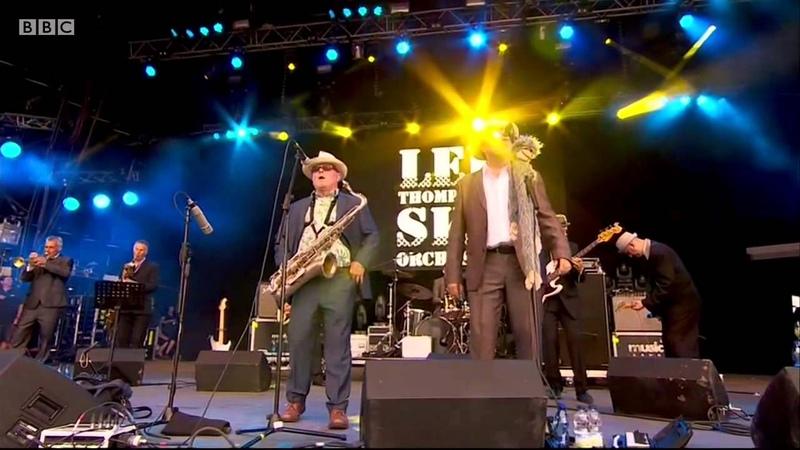 Lee Thompson Ska Orchestra 2014 06 29 Glastonbury West Holts Stage 720p