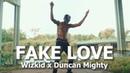 StarBoy - Fake Love (ft. Duncan Mighty, Wizkid)   Meka Oku Choreography