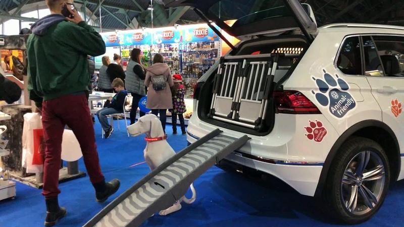 Автоаксессуары для собак TRIXIE Путешествуем с собакой на авто ТРИКСИ Friends on Tour pet product