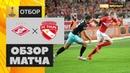 15 08 2019 Спартак Тун 2 1 Обзор ответного матча 3 го отборочного раунда Лиги Европы