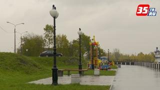 Отлиты с душой: 48 чугунных фонарей украсят набережную Ягорбы в Череповце