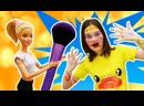 Лучшие Подружки • Одевалки игры для девочек - Салон красоты у куклы Барби! – Смешные видео шоу Будет исполнено