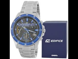 Обзор наручных часов CASIO EDIFICE EFV-540D-1A2