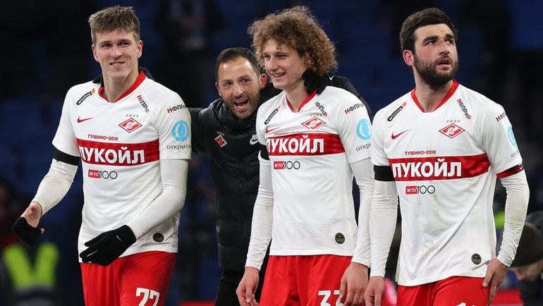 «Динамо» – «Спартак»: дерби показало, что скрывал Тедеско
