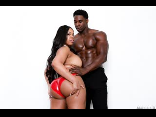 Aryana Adin - Epic Ebony Ass - All Sex Big Tits Ass BBC Blowjob Titty Fuck Doggystyle Cowgirl, Porn