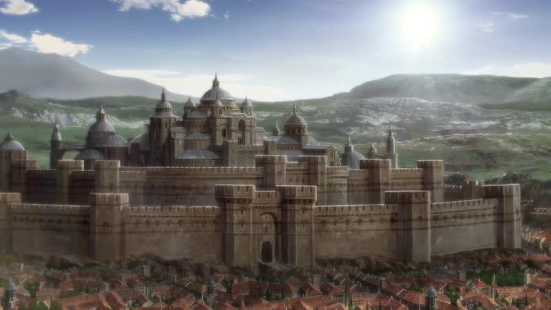 Shingeki no Bahamut Genesis Story Ярость Бахамута Генезис 2 02 из 02 серия END Tina Reni