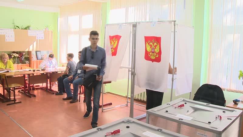 Выборы в мкрн Холодово