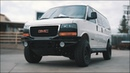 GMC Savana Conversion Van The Ultimate Coil Over Conversion