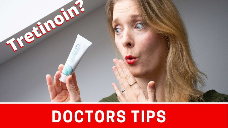 How to use Retin A 5 steps for minimal irritation with retinol Doctor Anne