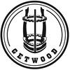 Getwood стойки для удилищ оружия ножей