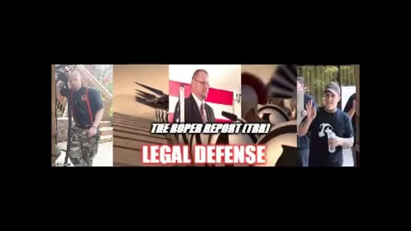 The Roper Report (TRR)_ Legal Defense