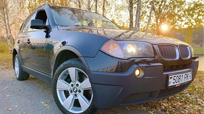 НЕ ПОКУПАЙТЕ - BMW X3 Мечты, которые разрушила БМВ e83 autodogtestcars 34