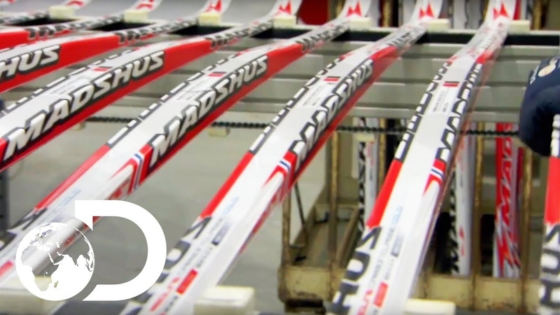 Making Cross Country Skis | How Do They Do It?