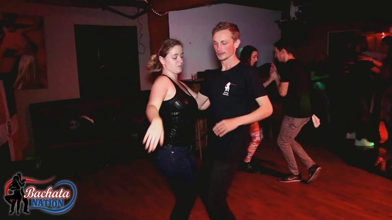 Dima Lohmatov Michelle Koretsky dance Merengue