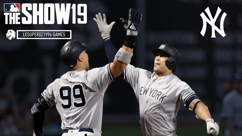 MLB The Show 19 New York Yankees Franchise 21 КАМБЭК В МАТЧЕ ПРОТИВ RED SOX