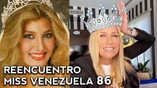 Reencuentro Miss Venezuela 1986 | MAITE TV