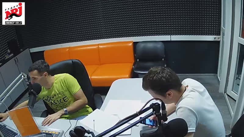 Live: Радио ENERGY (NRJ) - Воронеж 101.1 FM