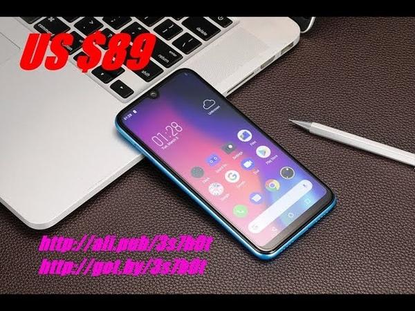 Смартфон, Elephone A6, 4GB ОЗУ, 32GB Память, 5.71 дюймов, 4 ядра, 2019