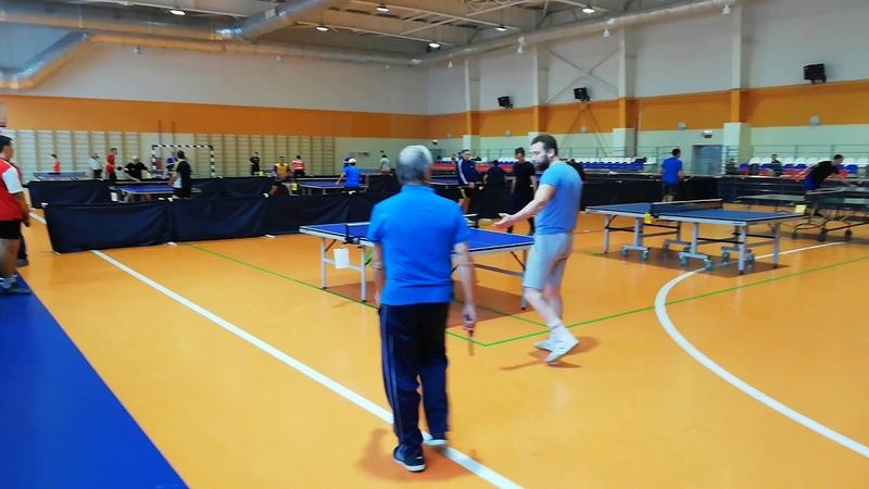 Первенство города Сызрани по настольному теннису в личном зачёте