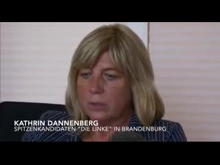 Spitzenkandidatin für die linke in brandenburg kathrin dannenberg möchte asylbewerber auch dann nicht abschieben, wenn diese hie