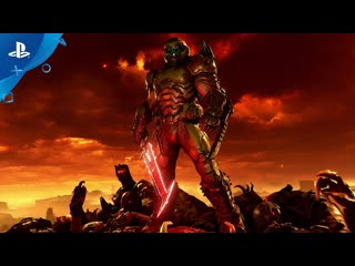 Doom Eternal | Трейлер к выходу игры | PS4