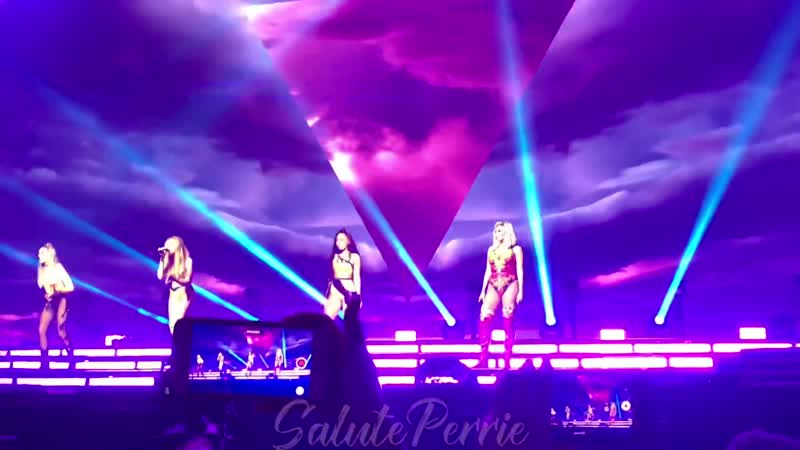 Little Mix - More Than Words   Madrid   16th September