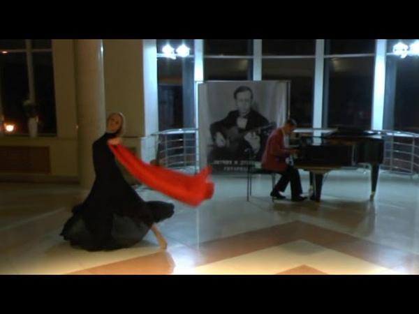 Импровизация на тему Р.Паулса 钢琴benzendorfer舞蹈和音乐即兴创作 improvisation on the teme of R.Paulsa