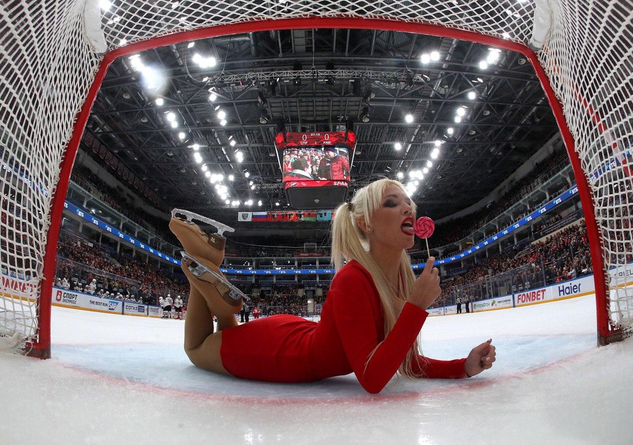Группа поддержки ХК «Спартак»