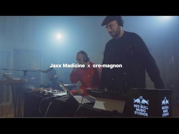 Jaxx Madicine cro-magnon『Lights On Shibuya』recorded at RED BULL MUSIC STUDIO