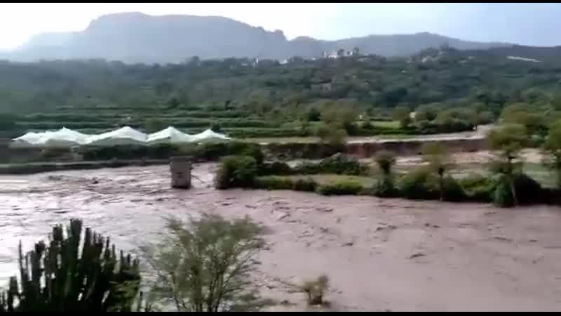 Паводок в Йемене 25 07 2020