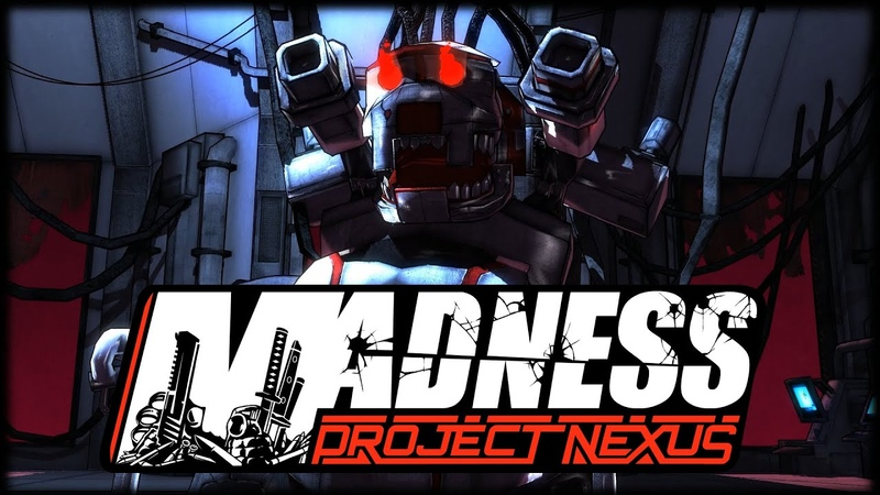MADNESS Project Nexus Gameplay Trailer