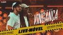 Luan Santana Vingança ft Mc Kekel Video Oficial Live Móvel
