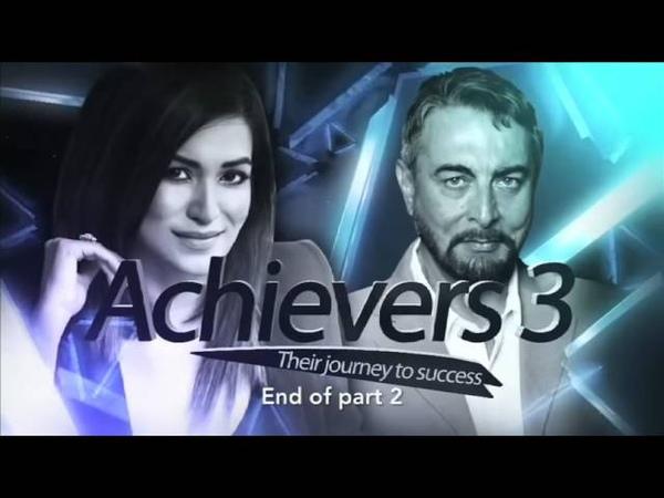 Kabir Bedi On B4U Achievers Part 2