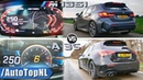 BMW M135i 2020 vs 2020 A35 AMG | 0-250km/h ACCELERATION Exhaust SOUND POV by AutoTopNL