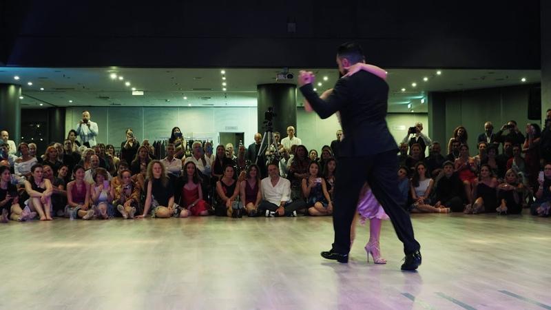 9th Bari International Tango Congress Jonathan Saavedra Clarisa Aragon 24