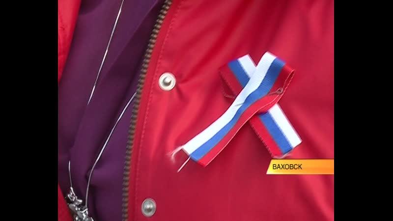 День государственного флага в Ваховске