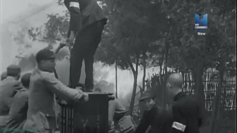 «Свидетели резни: Нанкин 1937» (1 серия) (Документальный, война, история, 2016)