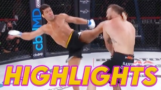 Ryan Bader vs Lyoto Machida 2 Fight Highlights   Darth Bader Strikes Back!   MMA Highlights & Edits
