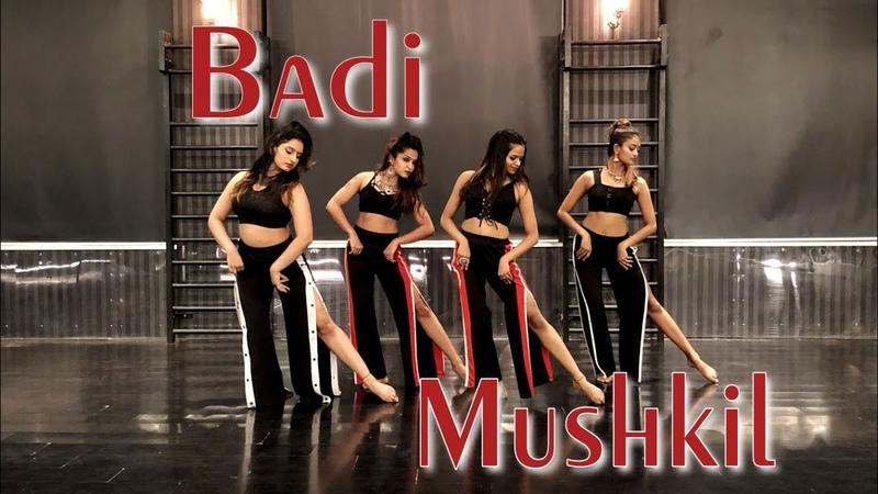 Badi Mushkil Lajja The BOM Squad Diksha Bharti Choreography