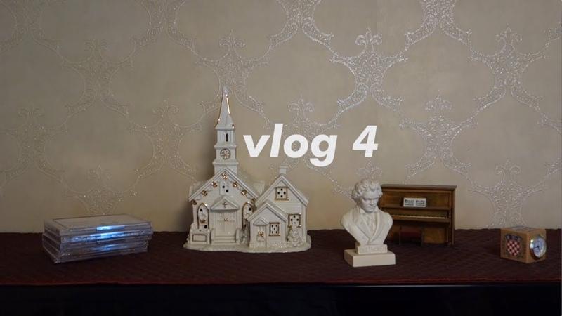 Vlog4 ⎜goodbye books OOHYO