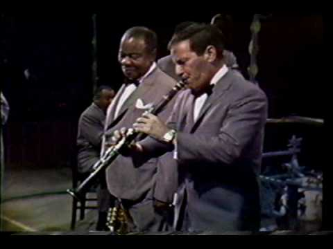 Louis Armstrong Basin Street Blues 1964