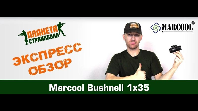 Marcool Коллиматорный прицел Bushnell 1x35
